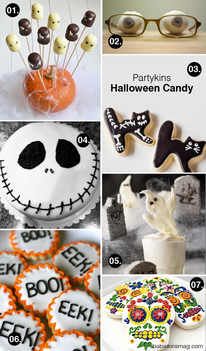 Babiekins Magazine | Halloween Candy Candy