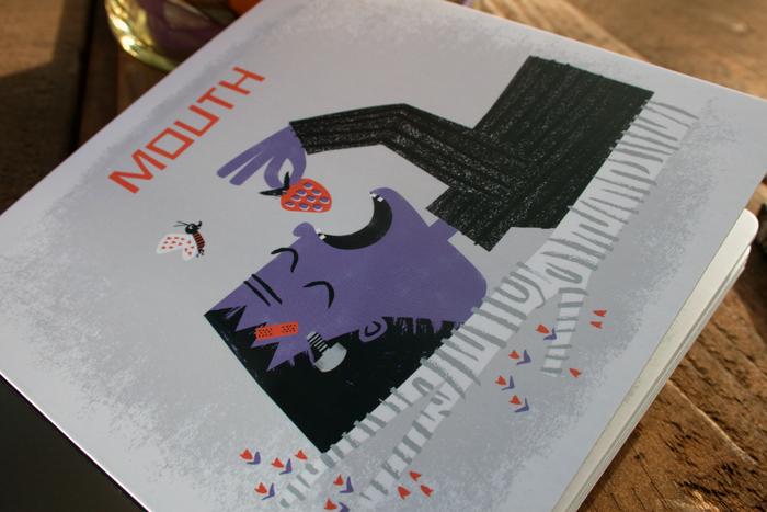 Babiekins Magazine | Storykins | BabyLit | Frankenstein Mouth