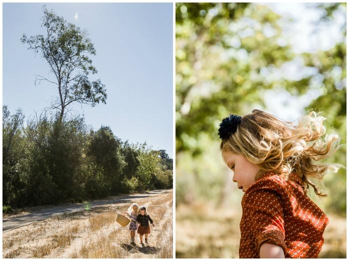 Babiekins Magazine || Kelly Sweda Photography, Walnut Picking