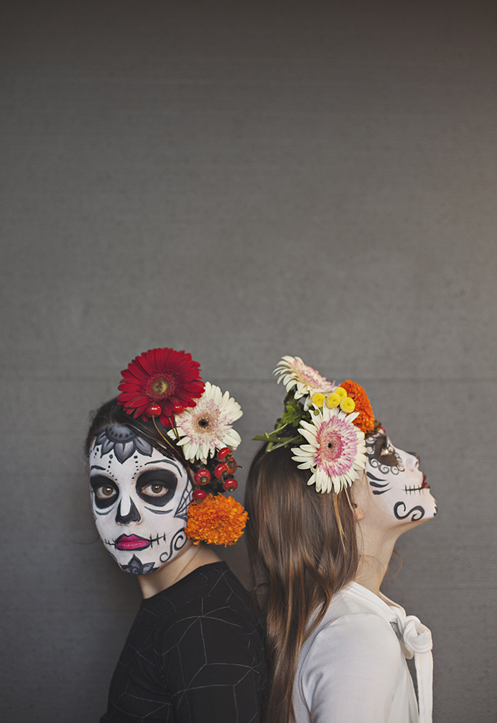 Babiekins Magazine|Fashionkins//Day of the Dead by Julie Martin
