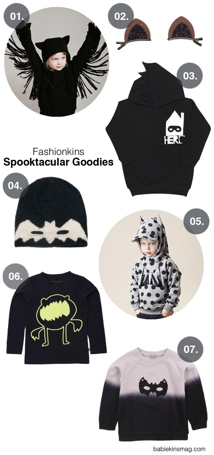 Babiekins Magazine | Fashionkins // Spooktacular Goodies