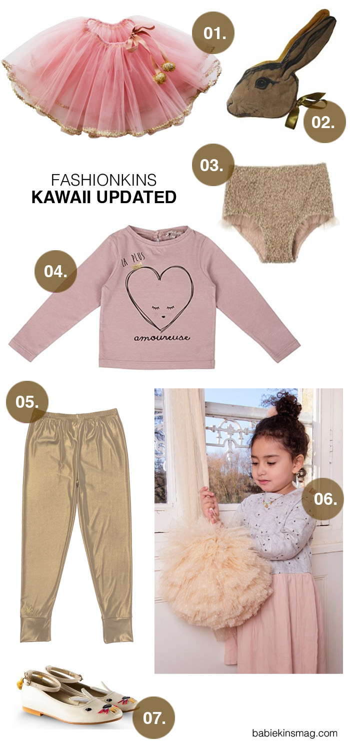 Babiekins Magazine | Fashionkins // Kawaii Updated