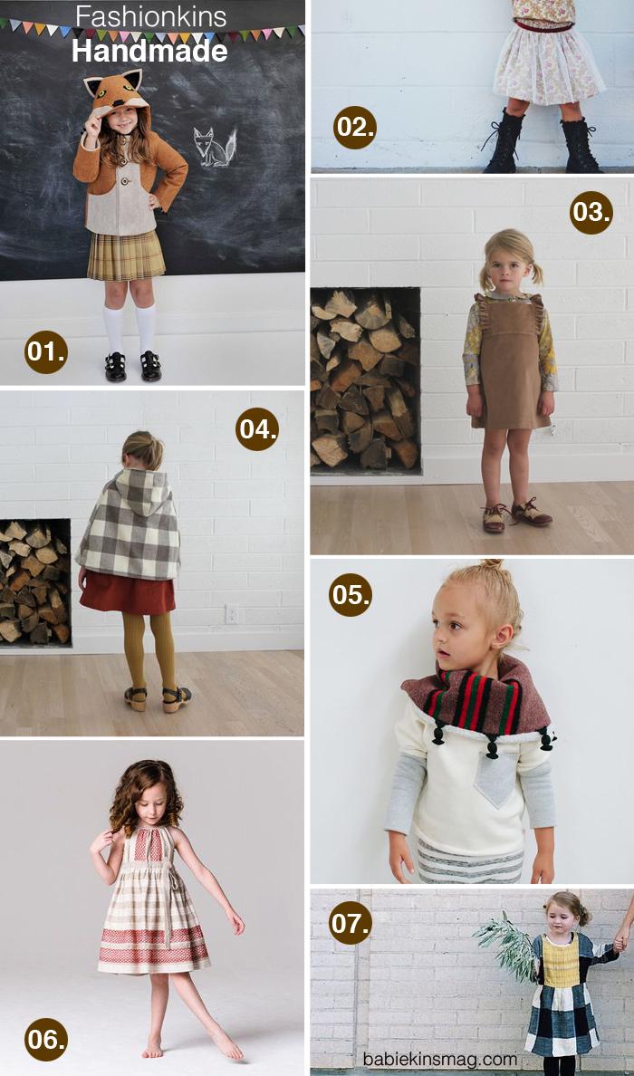 Babiekins Magazine | Fashionkins // Handmade