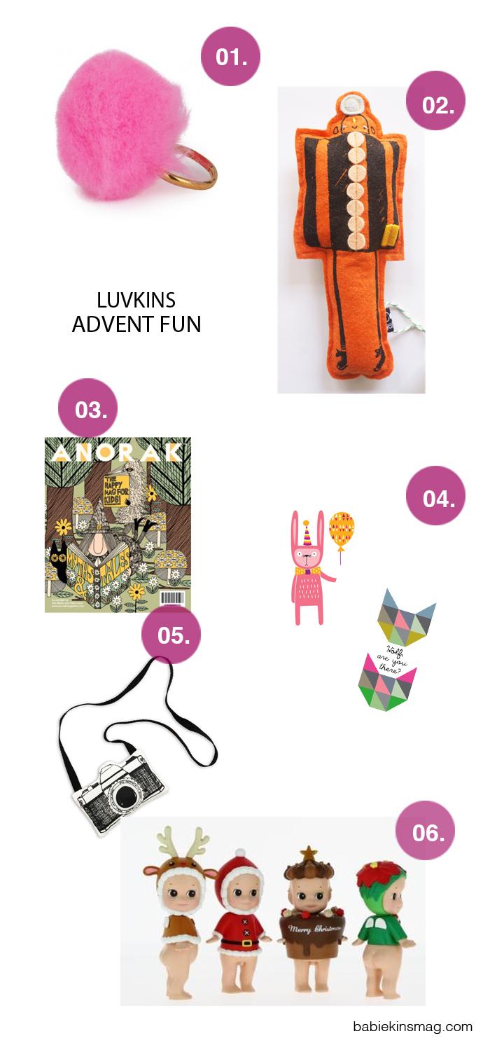 Babiekins Magazine_ Luvkins_Advent Roundup