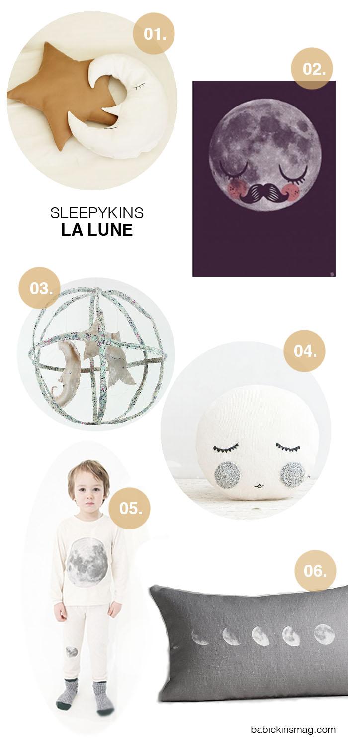 Babiekins Mag Blog |SLEEPYKINS // LA LUNE