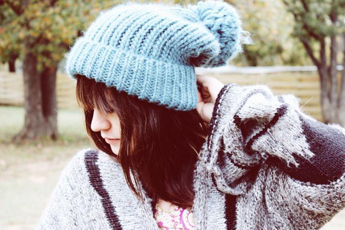 BabiekinsMag // Momkins // Cozy Knit Layering
