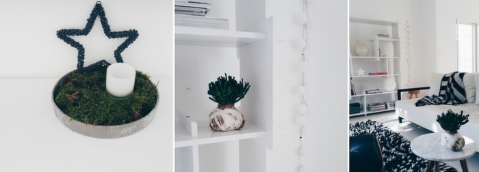 Babiekins Magazine|Featurekins//Minimalist Holiday Decor
