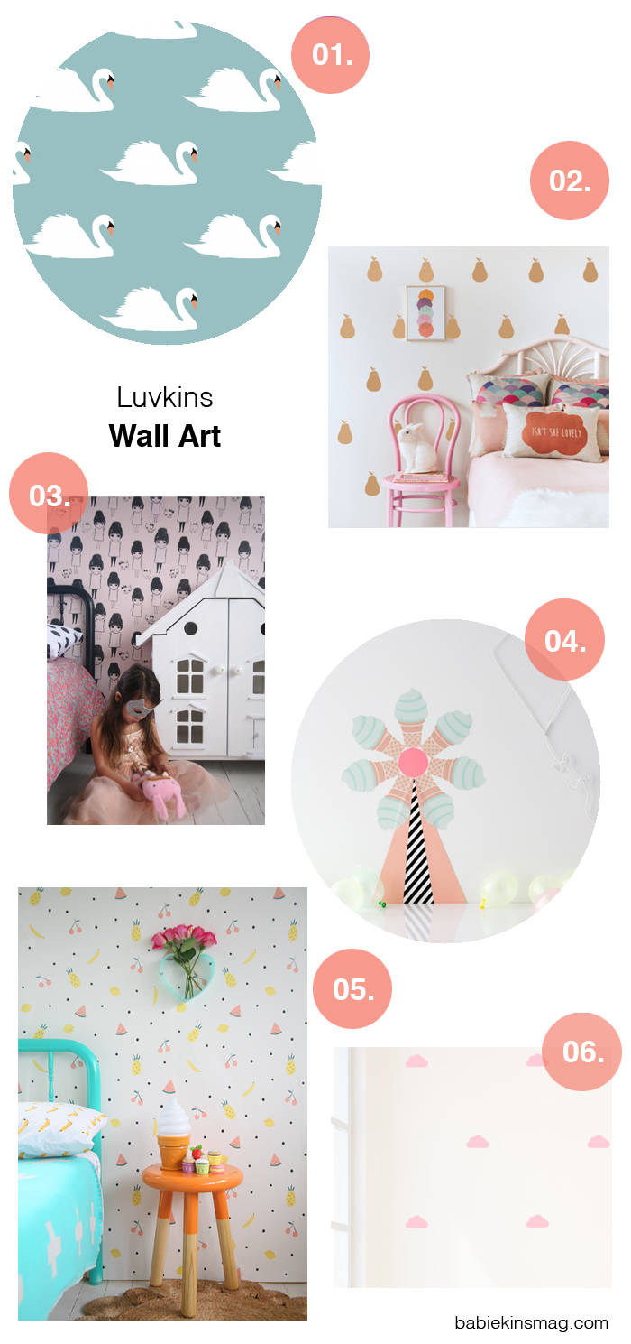 Babiekins Magazine | Wall Art
