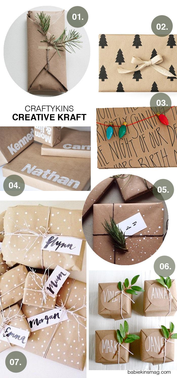 Craftykins // Creative Kraft