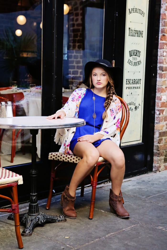 Fashionkins//C'Est La Vie: Charleston by Kelly Roper