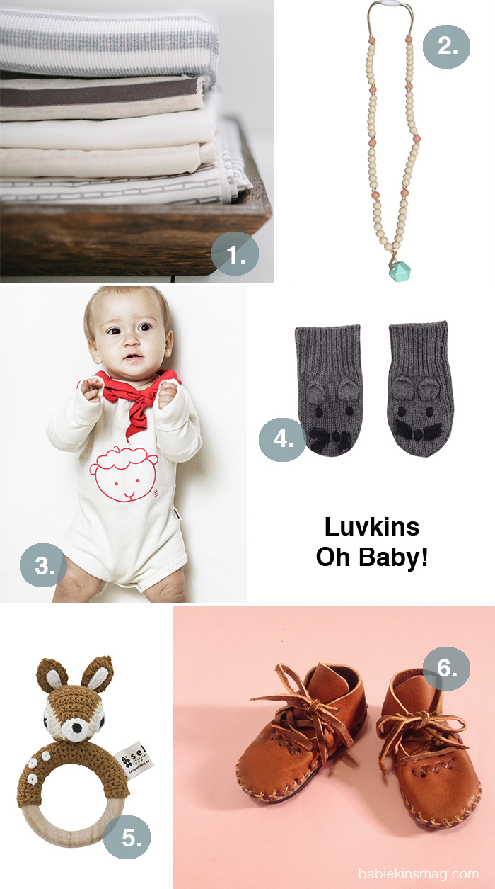 Babiekins Magazine // Baby Editors Picks