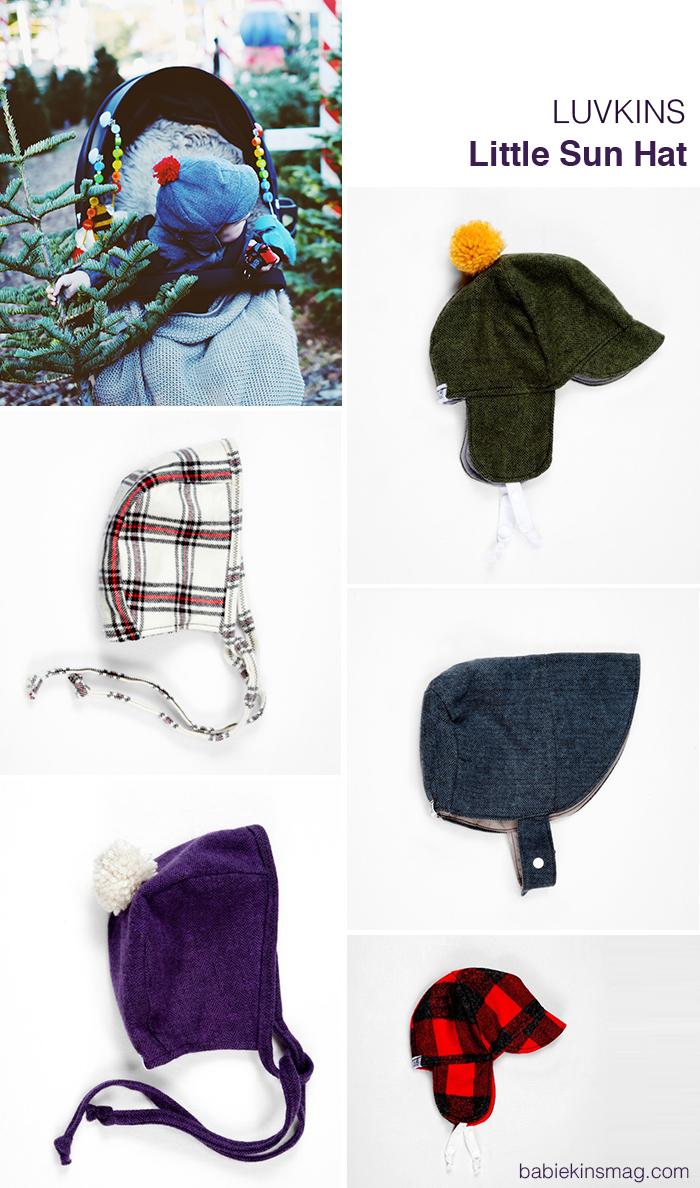 Babiekins Magazine // Luvkins - Little Sun Hat