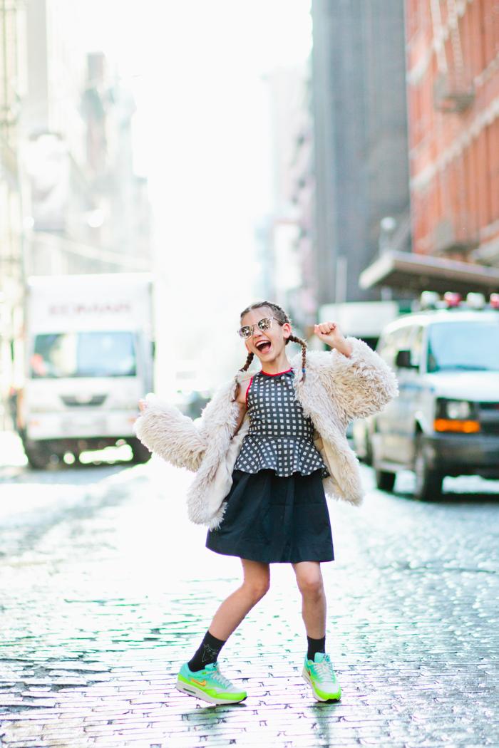 ElizabethPettey Photography for Babiekins Magazine Blog. Featurekins // Model Spotlight: Cassidy Eveler of Future Faces NYC in SOHO