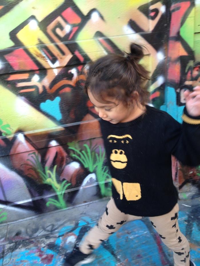 Babiekins Magazine | Lil'Fashionkins //A Walk Down Clarion Alley
