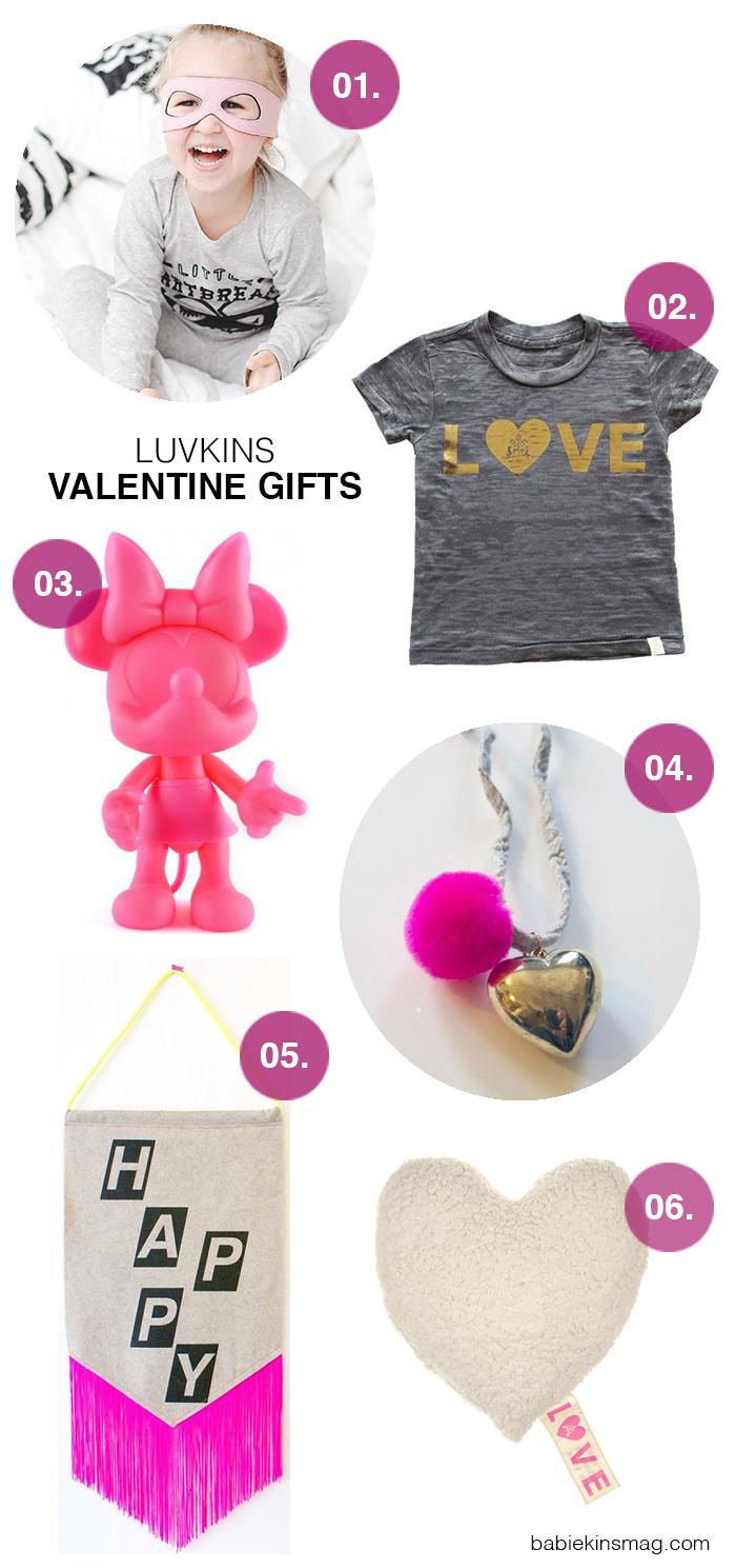 Babiekins Magazine | Luvkins //Valentine Gifts