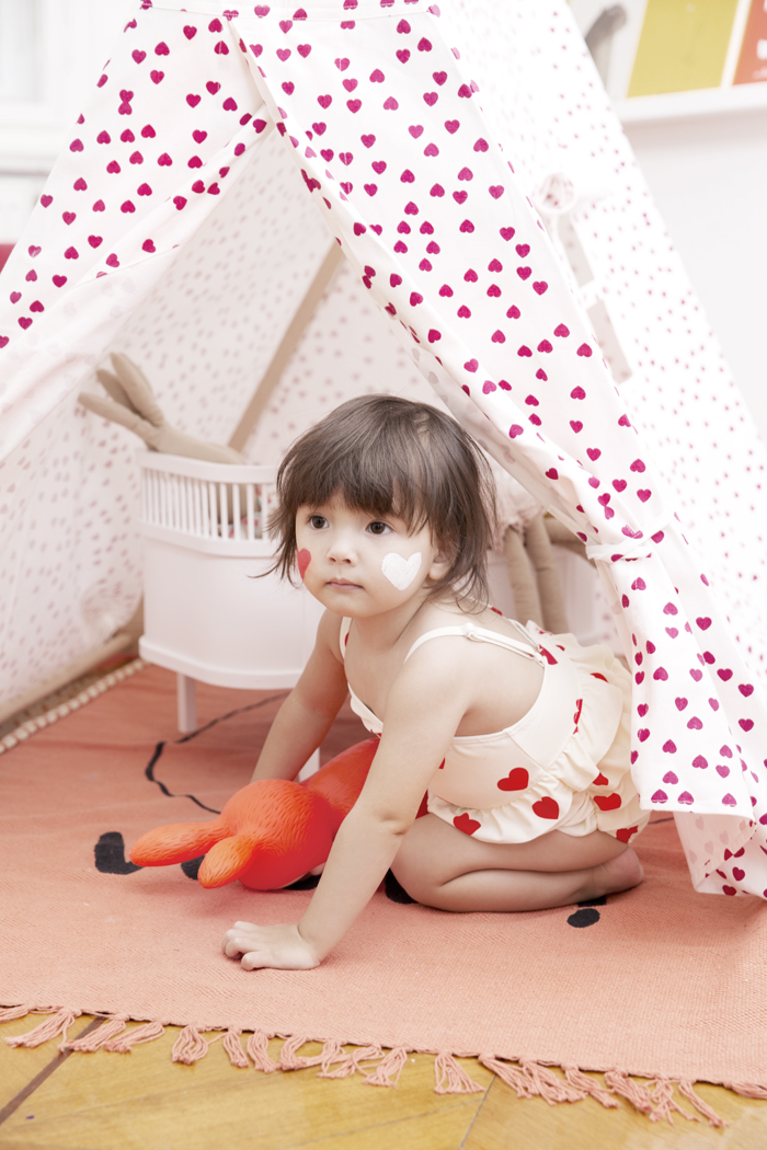 Babiekins Magazine | Little Miss Valentine 02