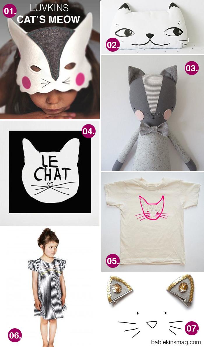 Babiekins Magazine | Luvkins //Cat's Meow
