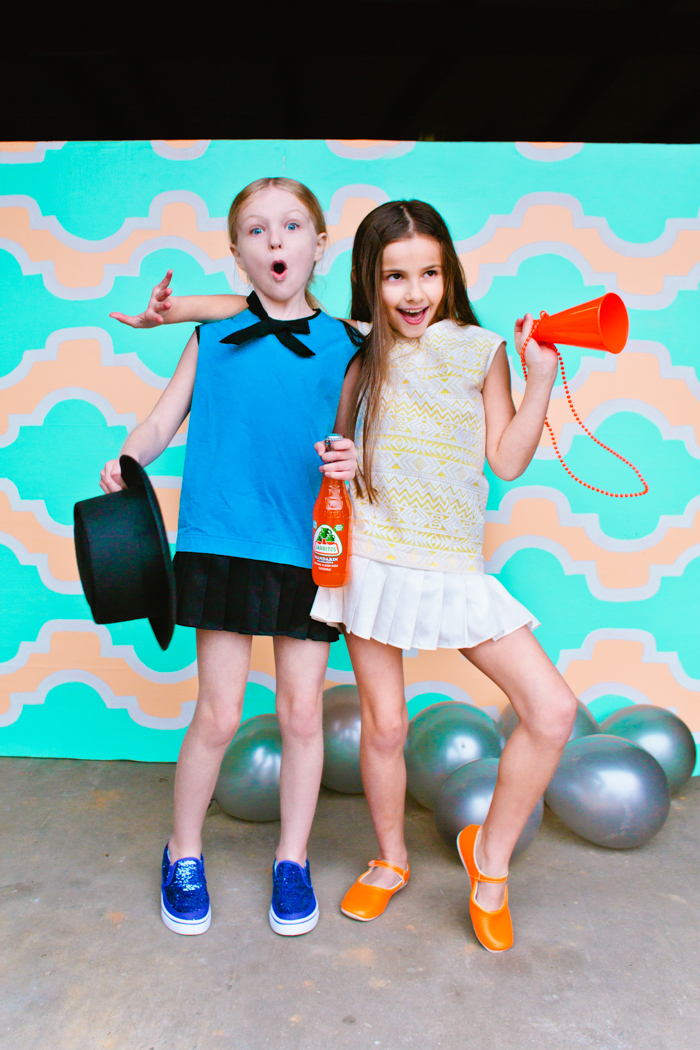 Elizabeth Pettey Photography for Babiekins Magazine (blog) // Fashionkins: Kate & Piper in Suoak SS15
