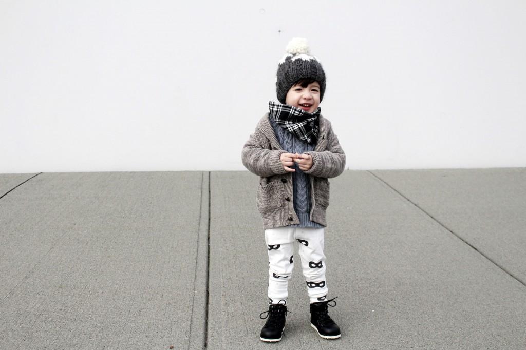 Babiekins Magazine|Lil'Stylekins // Knits on Knits