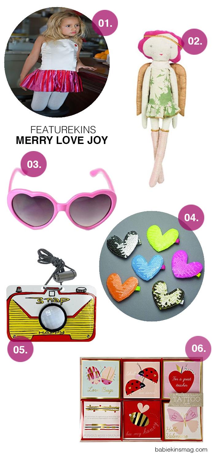 Babiekins Magazine | Featurekins // Merry Love Joy