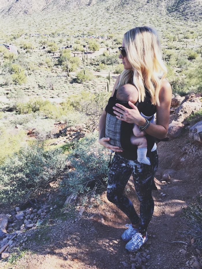Babiekins Magazine | Hiking with Baby