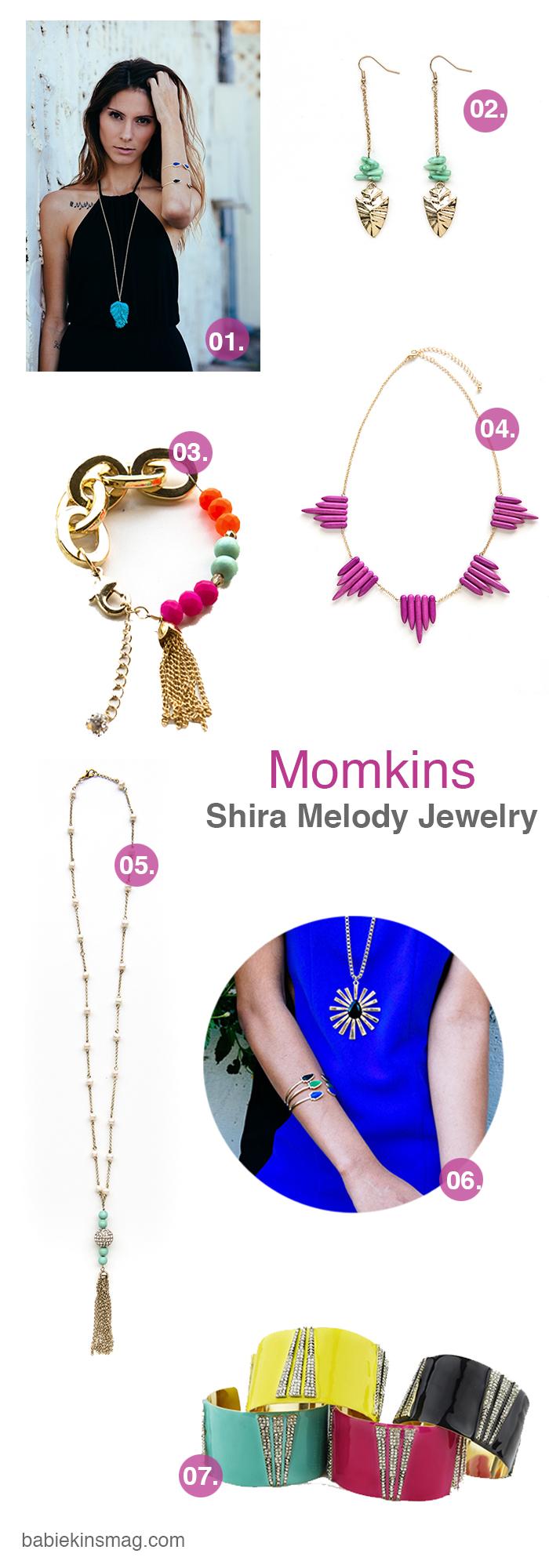 Babiekins Magazine || Shira Melody Jewlery