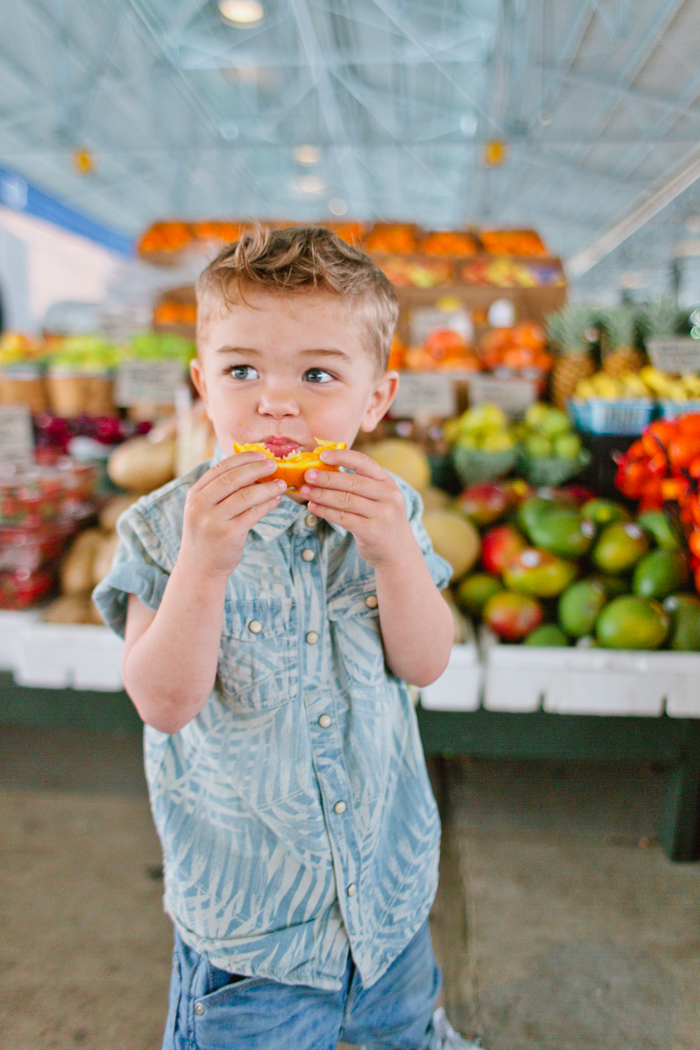 Elizabeth Pettey Photography for Babiekins Magazine Blog: Healthykins// Farmer's Market Fun