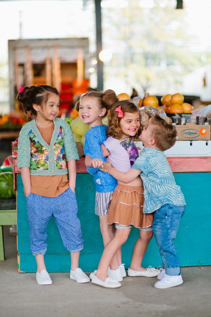 Elizabeth Pettey Photography for Babiekins Magazine Blog: Healthykins// Farmer's Market Fun