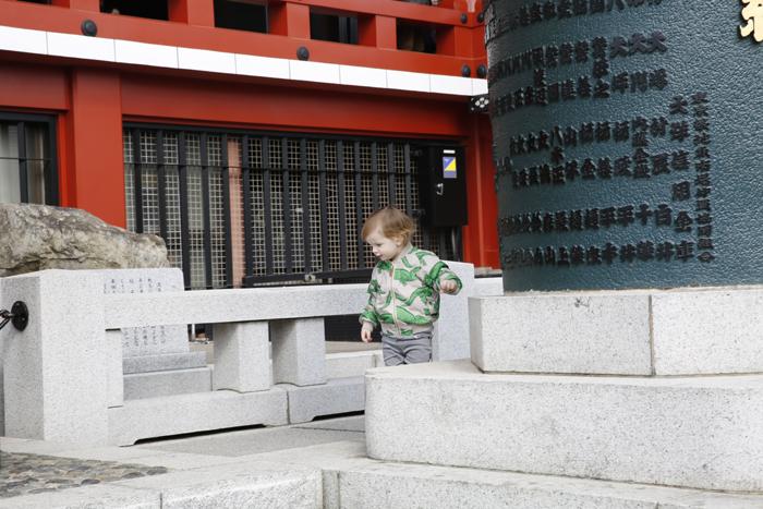 Babiekins Magazine | Little Tokyo Boy 03