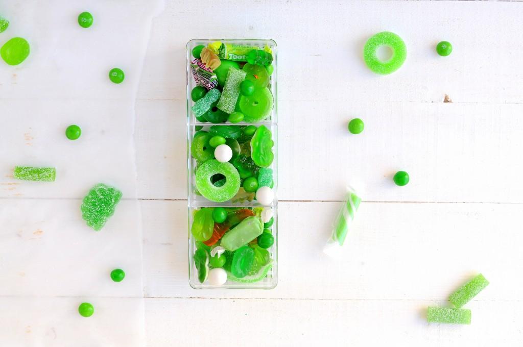Babiekins Magazine |Craftykins // St. Patrick's Day Candygram