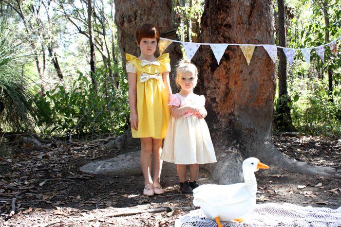 Babiekins Magazine | Easter Woodland Style