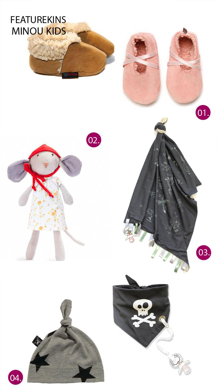Babiekins Magazine | Minou Kids - Gift Roundup