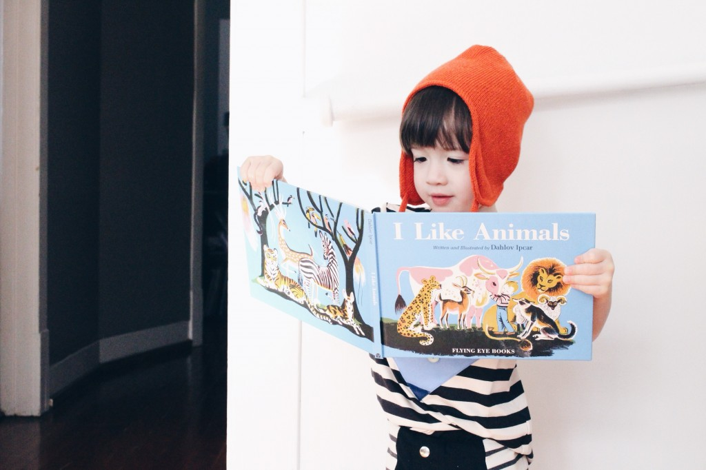 Babiekins Magazine| Storykins // I Like Animals