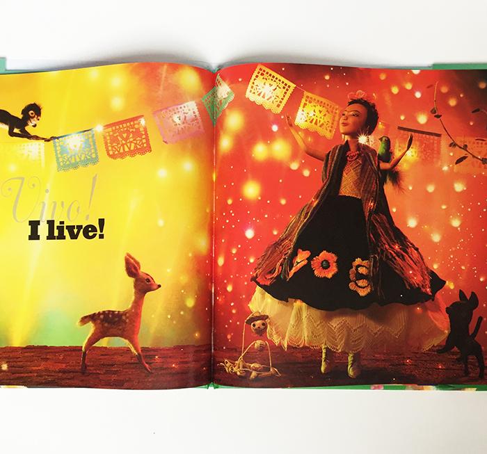 Babiekins Magazine|Storykins//Frida Kahlo Picture Book