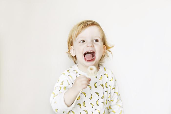 Babiekins Magazine | Yogurt Banana Popsicles 05