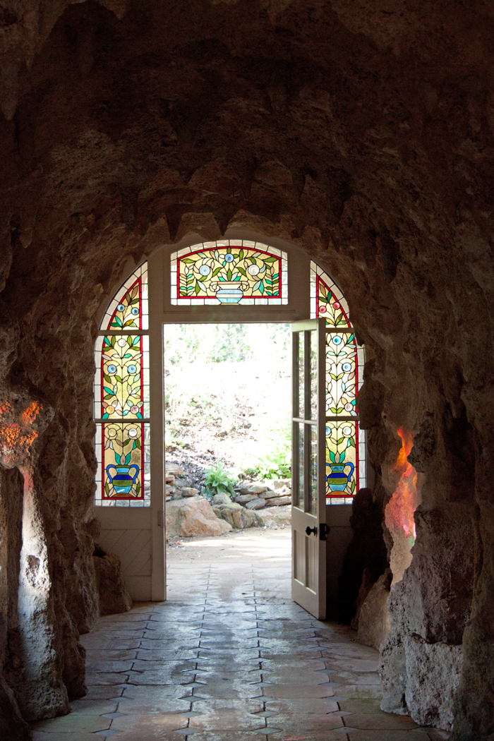Babiekins Magazine | Travelkins | Swiss Garden | Stained Glass