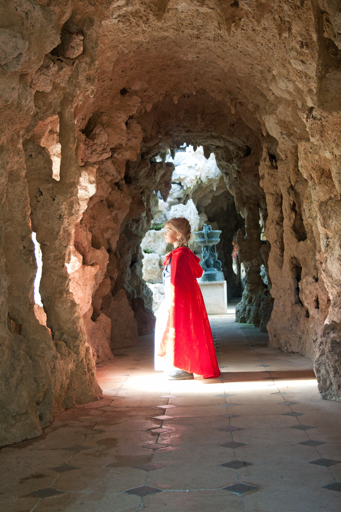 Babiekins Magazine |Travelkins | Swiss Garden | Cave