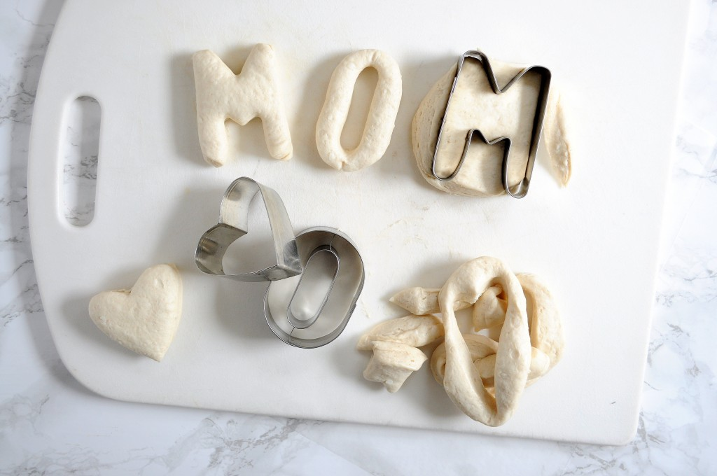 Babiekins Magazine | Craftykins // Homemade Donuts for Mother's Day