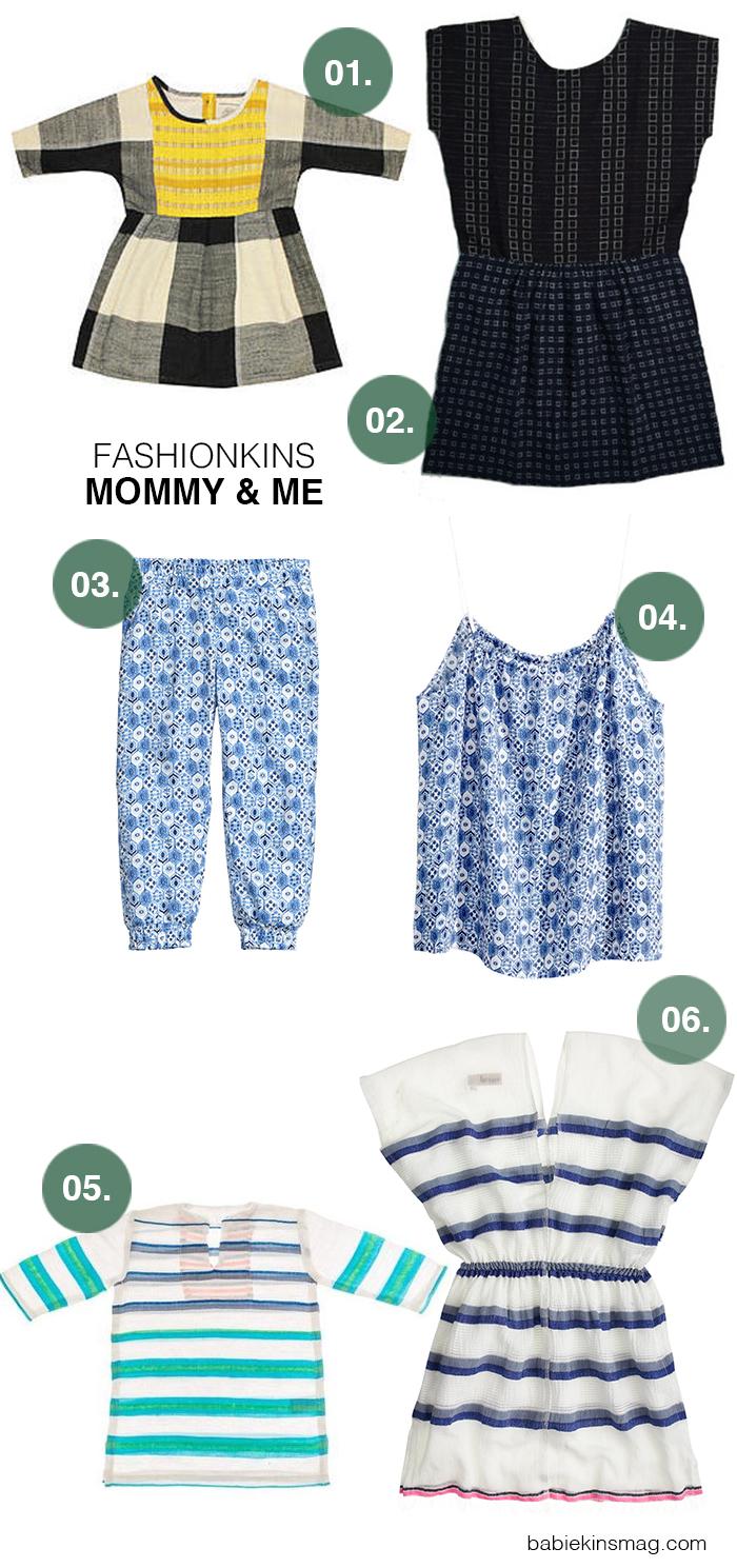 Babiekins Magazine | Fashionkins // Mommy & Me