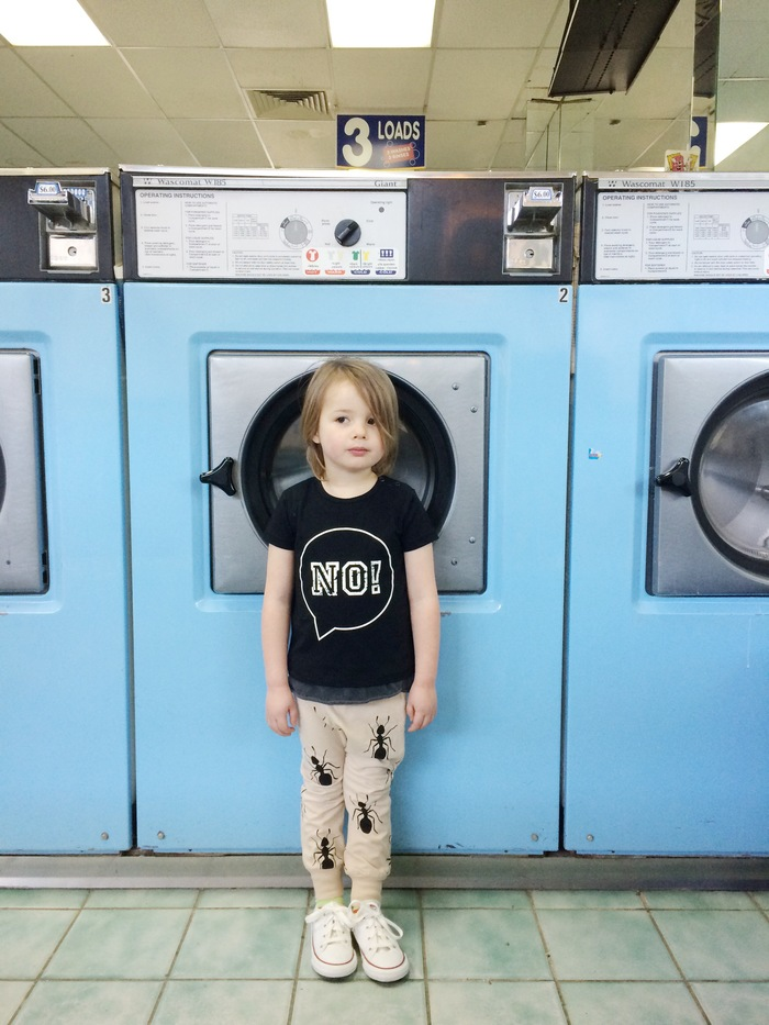 Babiekins Magazine|Lil'Stylekins//Hangin' at the Laundromat