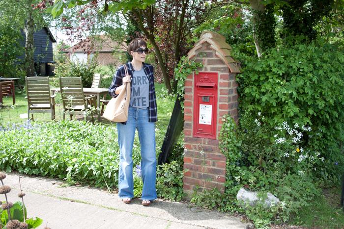 Babiekins Magazine_Momkins_One Look 3 Ways_Flares_Letterbox