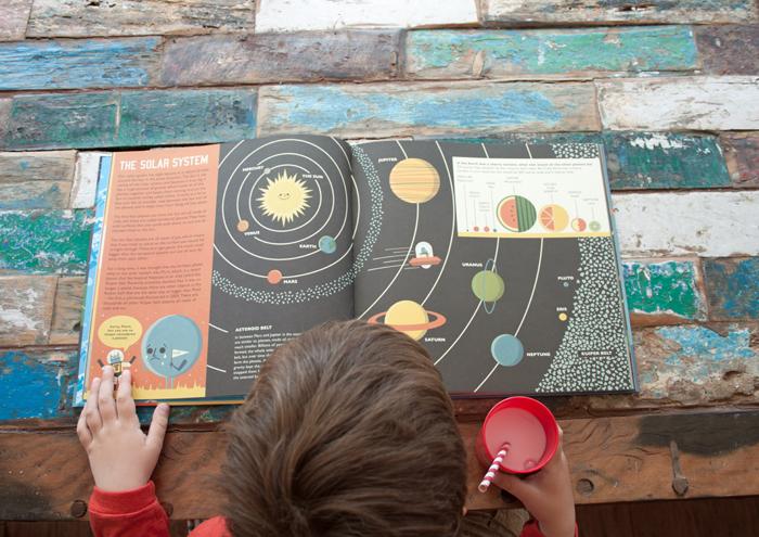 Babiekins Magazine | Storykins | Astro Cat Solar System
