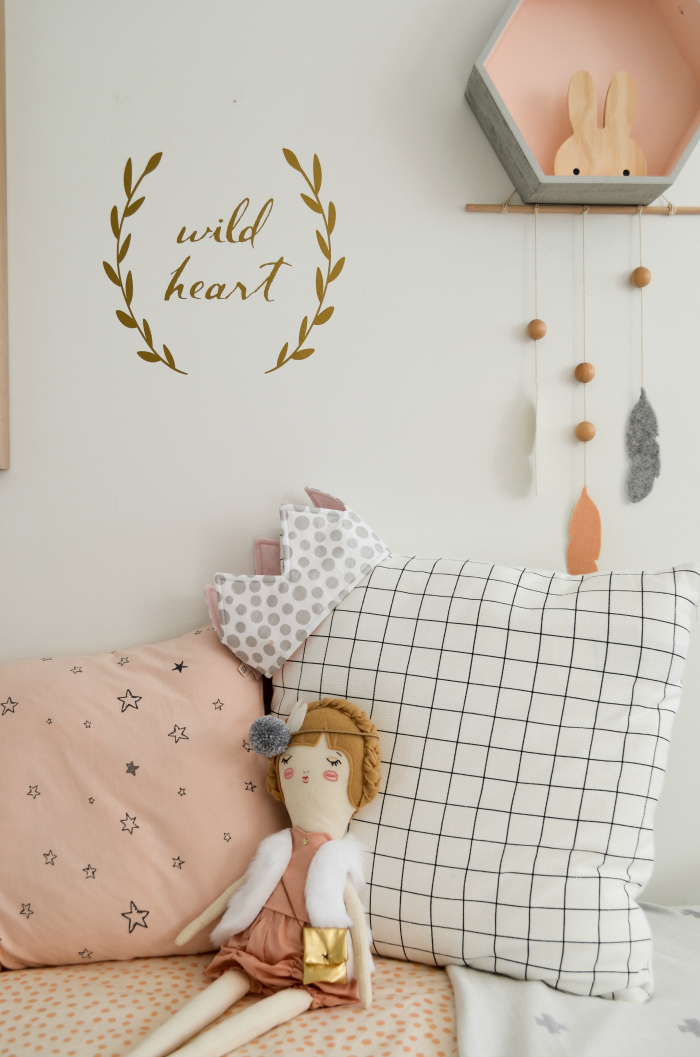 Sleepykins // Avie's Dreamy Room