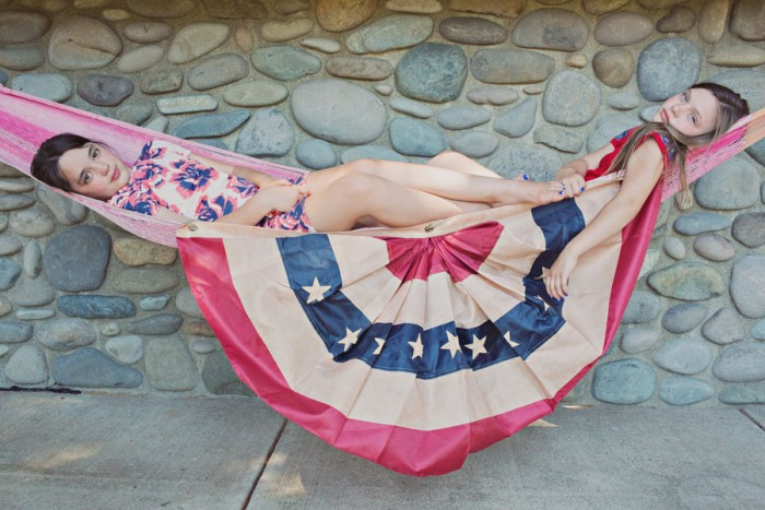 Featurekins//Land of the Free by Julie Martin