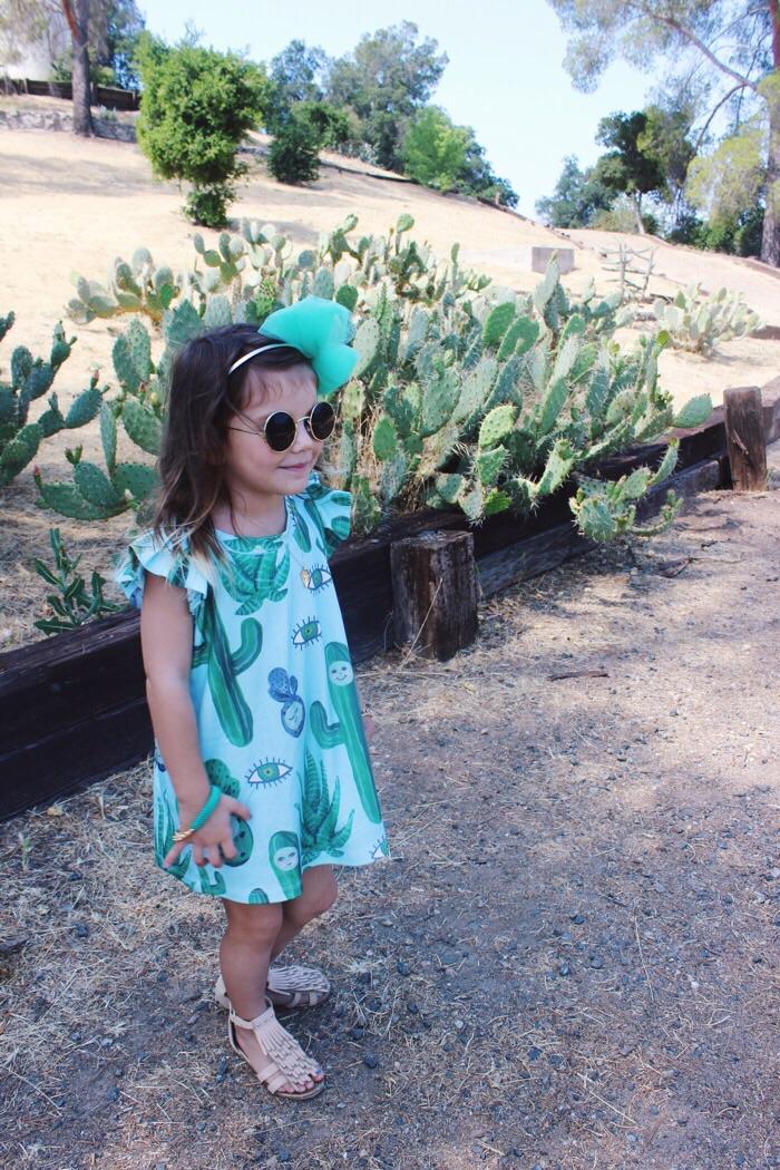 Babiekins Magazine | Cactus Love