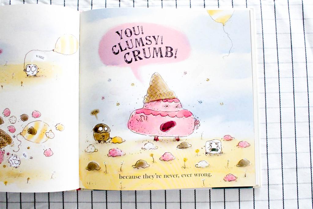 Babiekins Magazine | Storykins // Rude Cakes