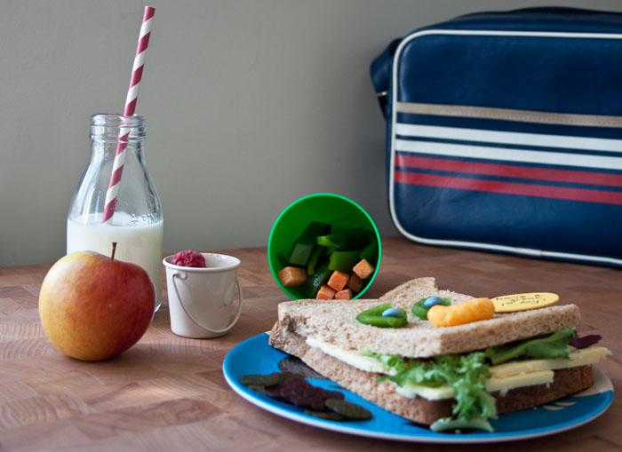 Babiekins Magazine | Schoolkins | Recess And Refuel Lunch