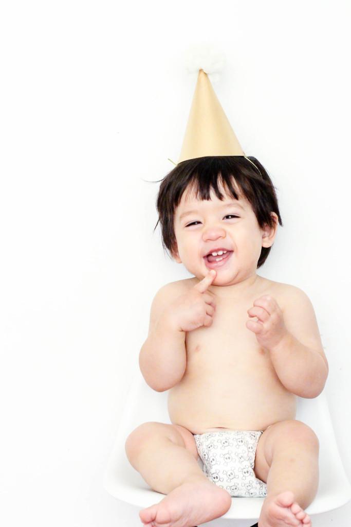 Babiekins Magazine | Partykins // Mason's 1st Birthday