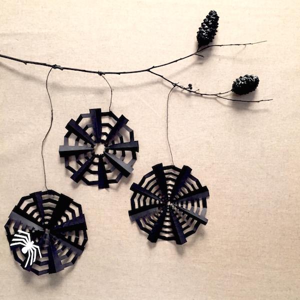 Babiekins Magazine//Spooky Webs