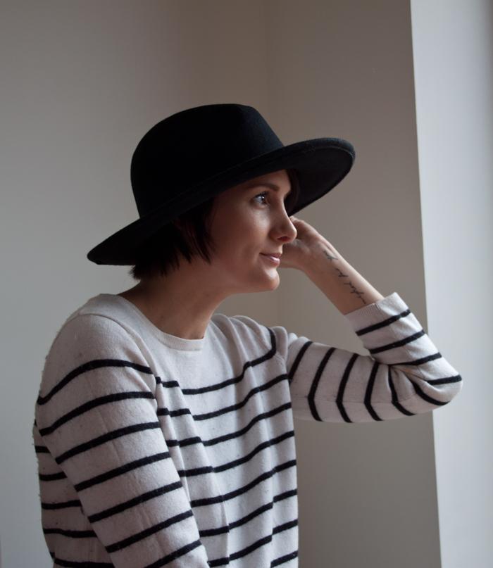 Babiekins Magazine | Momkins | Hat & Breton